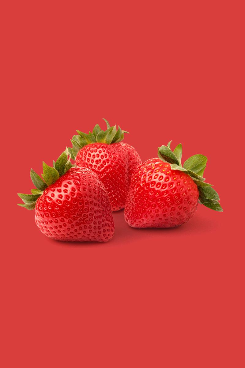 Fragola piccoli frutti