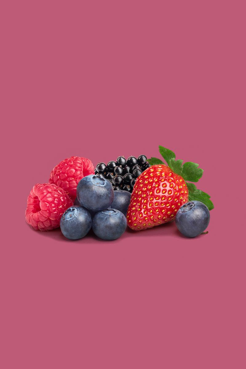 Frutti di bosco piccoli frutti